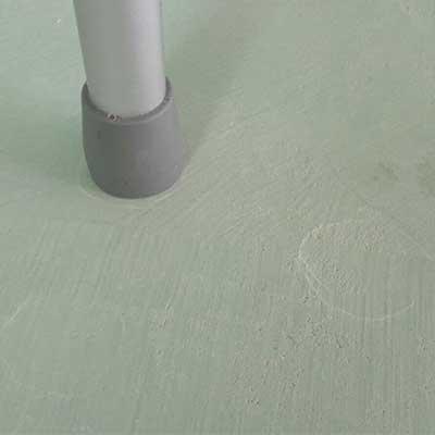 Warum Duschboards für Carament nicht geeignet sind.