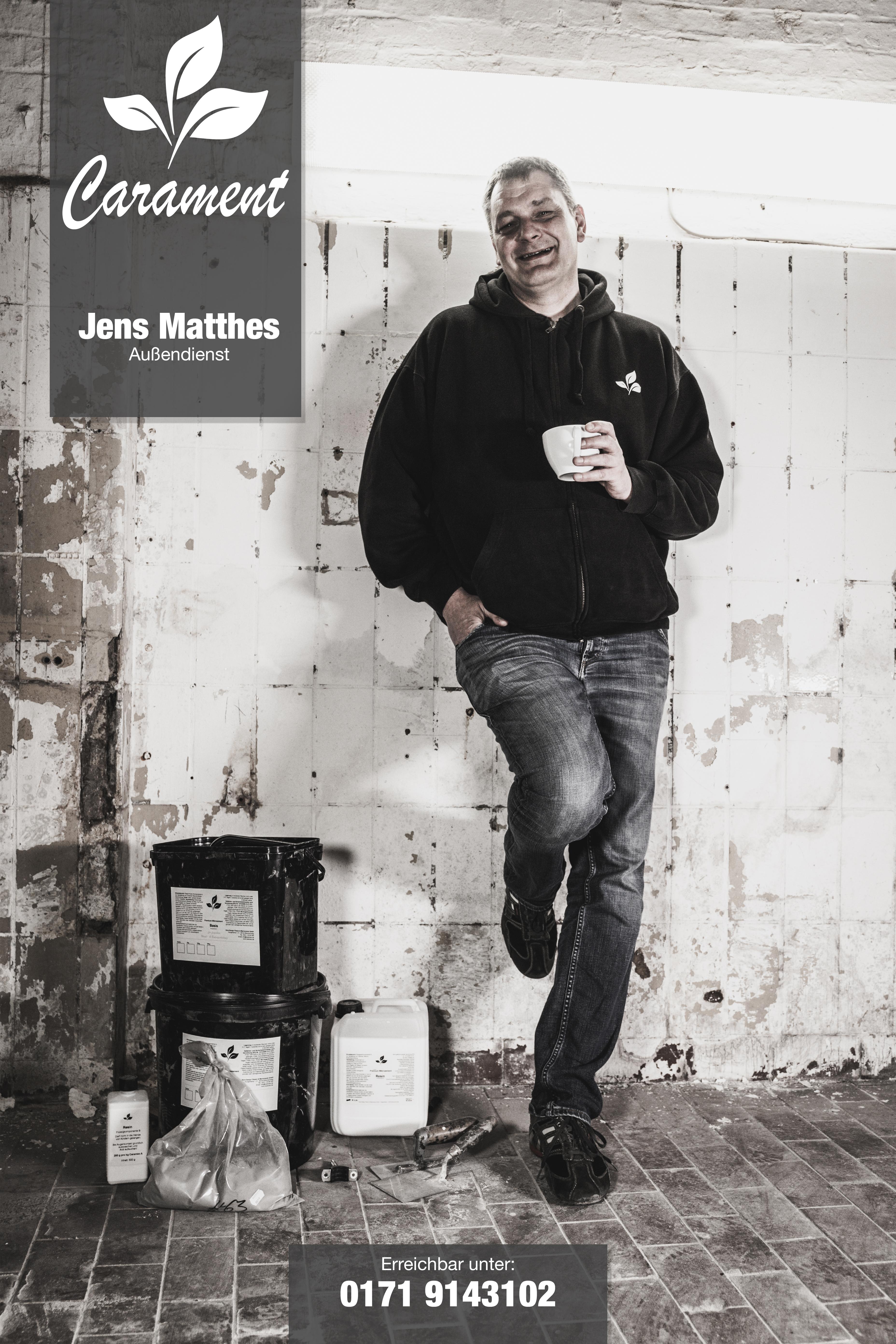 Aussendienst Jens Matthes